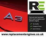 Reconditioned Audi A3 Diesel