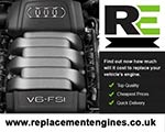 Reconditioned Engine For Audi A5-Petrol