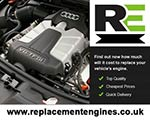 Engine For Audi A6-Petrol