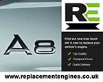 Reconditioned  Audi A8-Petrol