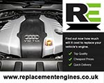 Reconditioned Engine For Audi Q7-Diesel