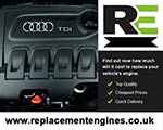 Reconditioned Engine For Audi TT-Diesel