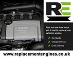 Engine For Audi TT-Petrol
