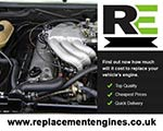 Engine For BMW 520i-Petrol