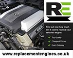 Engine For BMW 740i-Petrol