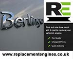 Reconditioned Citroen Berlingo Diesel Van