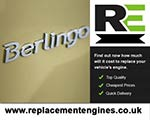 Reconditioned Citroen Berlingo Van