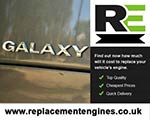 Reconditioned Ford Galaxy Diesel