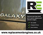 Reconditioned Ford Galaxy