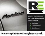 Reconditioned Ford Mondeo Diesel