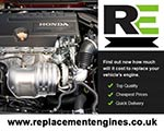 Engine For Honda Accord-Petrol