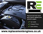 Engine For Land Rover Range-Rover-Diesel
