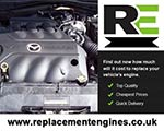 Engine For Mazda 6-Petrol