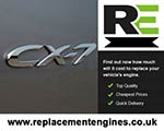 Reconditioned Mazda CX 7