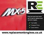 Reconditioned Mazda MX5