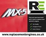 Reconditioned  Mazda MX5