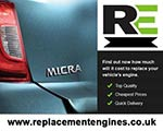 Reconditioned Nissan Micra