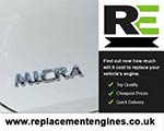 Reconditioned Nissan Micra dci Diesel