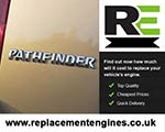 Reconditioned Nissan Pathfinder dCi Diesel