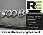 Reconditioned Peugeot 3008 Diesel