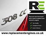 Reconditioned Peugeot 308 CC