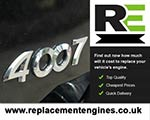 Reconditioned Peugeot 4007