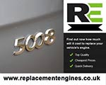 Reconditioned Peugeot 5008 Diesel