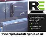 Reconditioned Peugeot Boxer Diesel Van