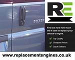 Reconditioned Peugeot Boxer