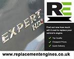 Reconditioned Peugeot Expert Diesel Van