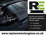 Engine For Range Rover Sport-Petrol