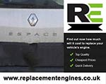 Reconditioned Renault Espace Diesel