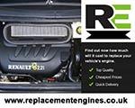 Engine For Renault Espace-Petrol
