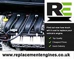 Engine For Renault Kangoo-Petrol