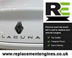 Reconditioned Renault Laguna