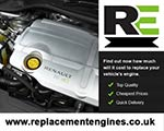 Engine For Renault Laguna-Petrol