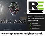 Reconditioned Renault Megane