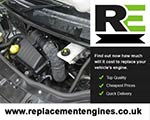 Engine For Renault Trafic-dCi-Diesel-Van