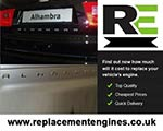 Reconditioned Seat Alhambra