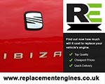 Reconditioned Seat Ibiza Diesel