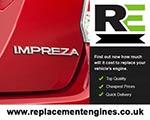 Reconditioned Subaru Impreza