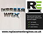 Reconditioned Subaru Impreza WRX