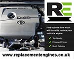 Engine For Toyota Avensis-Verso-Diesel