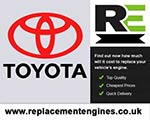 Reconditioned Toyota Avensis Verso