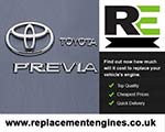 Reconditioned Toyota Previa Diesel