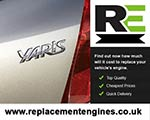 Reconditioned Toyota Yaris Diesel