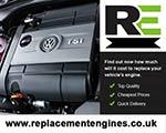 Engine For VW Golf-Petrol