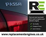 Reconditioned VW Passat