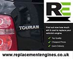 Reconditioned VW Touran Van