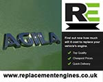 Reconditioned Vauxhall Agila Diesel